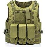 Military Tactical Vest Barbarians Combat Vest Outdoor Jacket for Airsoft Game CS Military Cosplay