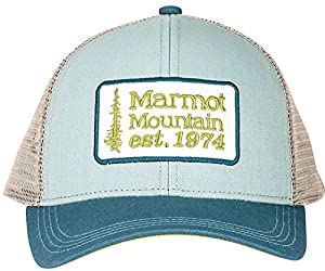 Marmot Retro Trucker Hat Moon River 2016 Kappe