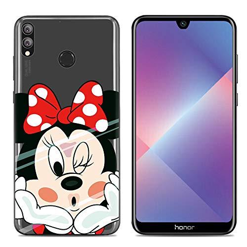 Aksuo Funda For Huawei Honor 8X