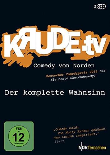 Der komplette Quatsch (mit Bonus-CD) (3 DVDs)