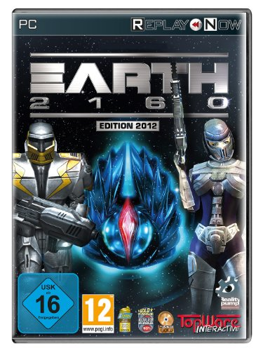 Earth 2160 - Edition 2012 (Pc-rts-spiele)