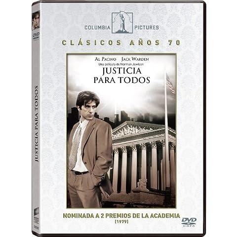 Clásicos  Años 70 -Justicia Para Todos