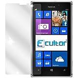 dipos Pellicola protettiva per Nokia Lumia 925 (confezione da 2 pezzi) - cristallo pellicola di protezione del display