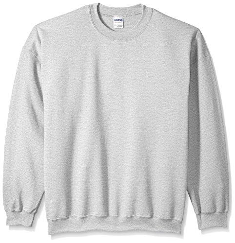 Big And Tall Cotton Pullover (Gildan Herren Crewneck Sweatshirt Hemd, Grau-Sport Grey, XXX-Large)