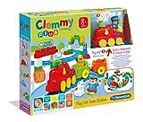 Clementoni 14928 - La Stazione del Treno - Clemmy Costruzioni Morbide