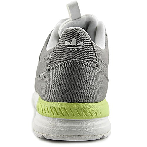 Adidas SR1 Classic Toile Chaussure de Course Alumin-OriBlu-RunWht