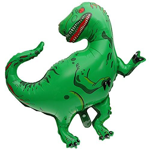 TOYMYTOY Globos de animal caminando para Decoracion de fiesta de cumpleanos (Dinosaurio)