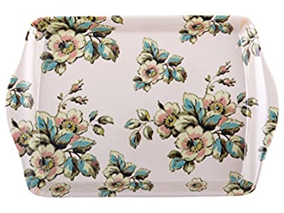 Creative Tops Katie Alice Cottage Flower Coffee Table Small Scatter Tray, Multi-Colour produced by Creative Tops - quick delivery from UK.