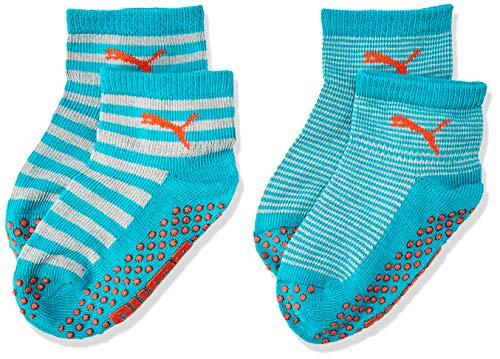 PUMA Kinder Baby Sock ABS 2P , Navigate/ Peacoat 633 , 23-26