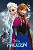 Frozen - Poster - Anna and ELSA Sisters + Ü-Poster