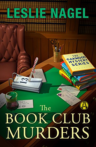 The Book Club Murders: The Oakwood Book Club Mystery Series (English Edition)
