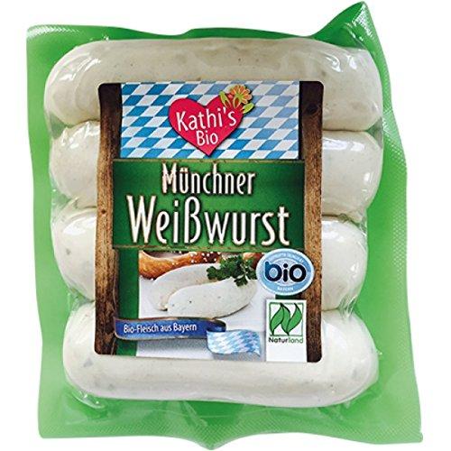 Altdorfer Biofleisch Münchner Weißwurst inkl. Kühlverpackung (240 g) - Bio