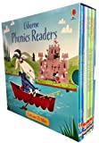 Usborne Phonic Readers Collection - 12 Book set in slipcase - RRP:£59.98