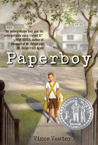 Paperboy por Vince Vawter