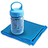 Best Cooling Towels - Olycism Cooling Towel Ice Cold Golf Sweat Towel Review