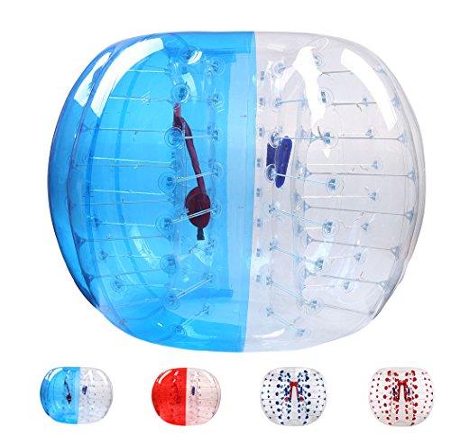 Bubble pelotas de fútbol de diámetro 5 '(1,5 m)