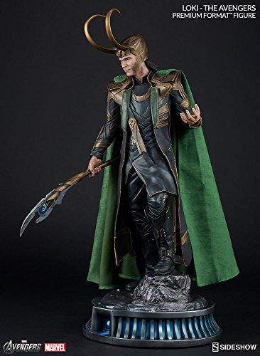 Sideshow SS300355 Collectibles Loki - Figura Decorativa