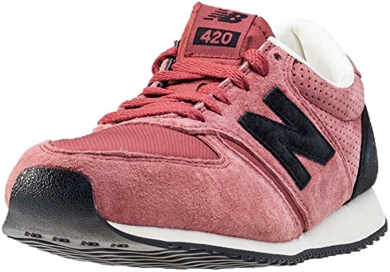 New Balance Woman Sneaker 420 Rosa