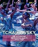 : The Tchaikovsky Ballet Classics (Nussknacker, Dörnröschen, Schwanensee) [3 Blu-ray] (Blu-ray)