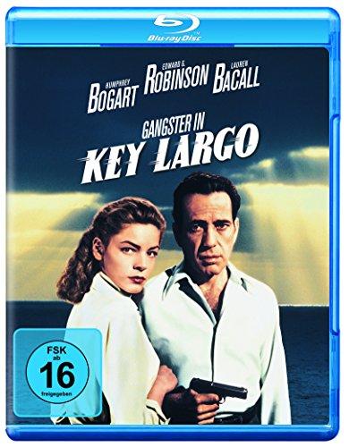 Bild von Gangster in Key Largo [Blu-ray]