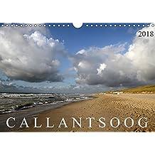 Callantsoog (Wandkalender 2018 DIN A4 quer): Küstenort in den Niederlanden (Monatskalender, 14 Seiten ) (CALVENDO Orte) [Kalender] [May 30, 2017] SchnelleWelten, k.A.