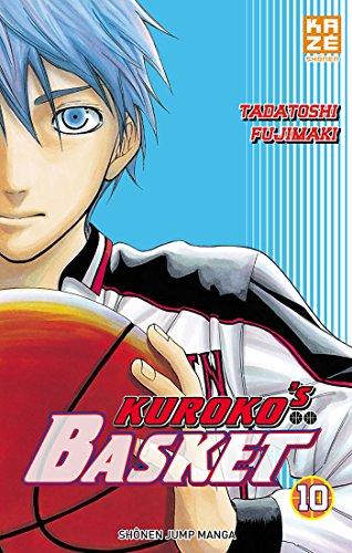 Kuroko's basket Vol.10