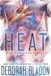 HEAT - The Complete Series: BURN, SPARK, BLAZE & INFERNO