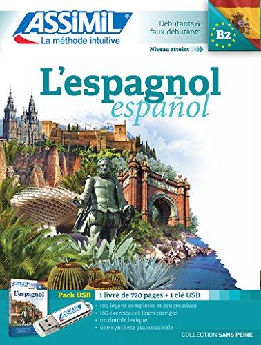 L'espagnol Pack Usb (livre+1cl USB)