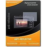 """4 x SWIDO protecteur d'écran Canon Powershot G3 X protection d'écran feuille """"AntiReflex"""" antireflets"""