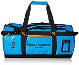Helly Hansen Workwear Reisetasche Duffel Bag 50 L Offshore Tasche und Rucksack für Beruf und Freizeit, STD beziehungsweiße Einheitsgröße, blau, 79563