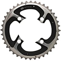 Shimano XTR FC-M 300,23, Corona, Nero/Argento, 42 Denti