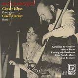 Duo Baroque (Kontrabaß und Harfe)