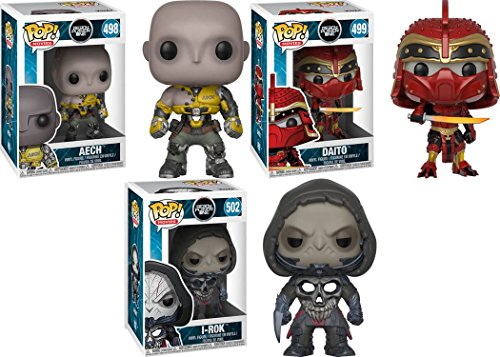 Funko POP Ready Player One Aech Daito i Rok Stylized Vinyl Figure Bundle Set NEW