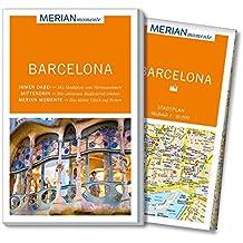 Barcelona: MERIAN momente - Mit Extra-Karte zum Herausnehmen