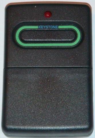 Mighty Mule Compatible Remote Control, Heddolf 220-1K Visor Style Remote by Heddolf