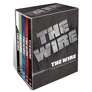 The Wire: Complete HBO Season 1-2-3-4-5 [EU-Import]