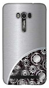 PrintHaat Designer Back Case Cover for Asus Zenfone Go ZC500TG (5 Inches)