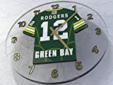 AARON RODGERS GREEN BAY PACKERS NFL AMERICAN FOOTBALL JERSEY WANDUHR !!!!!