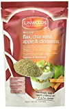 Linwoods Milled Flaxseed Chia Apple and Cinnamon 200 g (Pack of 2)