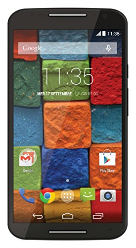 Lenovo Moto X (2. Generation) Smartphone, entsperrt, Display: 5.2Zoll (13,2cm), - Entsperrt Handy X Motorola