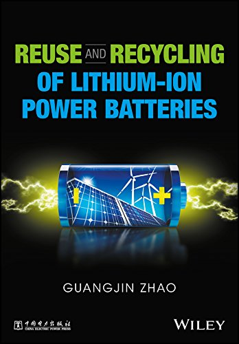 Reuse and Recycling of Lithium-Ion Power Batteries