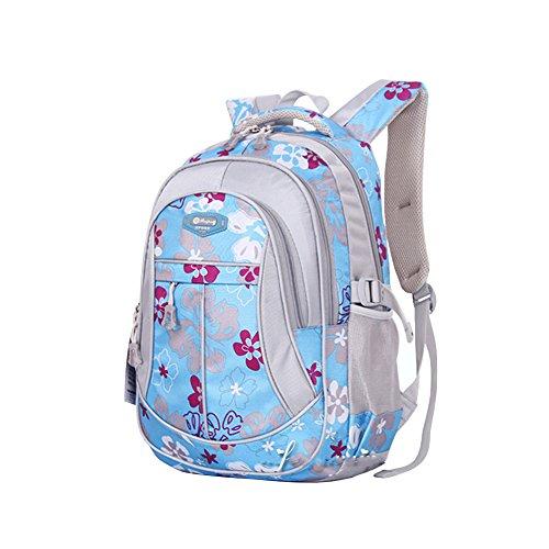 Samber Blau22 Rucksack Kinder Schulbeutel Bookbag Kinder wXqXr6x4z