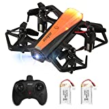 Helifar Mini Drone, H802 Plegable Mini RC Drone con la...