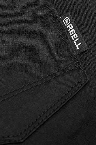 REELL Men Jeans Radar Artikel-Nr.1101-001 - 01-001 Black-Black