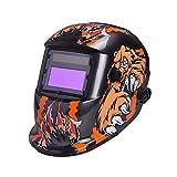Rosepoem Solar Auto Dimmen Maske Schweißmaske Schweißhelme, Sicherheitsmaske Schutzprodukte Für Schweißer - 1621A Eisbär
