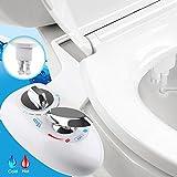 Bidet, WC Bidet, YECO Cold/Hold Water Bidet Dusch-WC mit Warmwasser für Intimpflege Bidet mit Reinigungsfunktion (Du wirst dich in dieses Gefühl verlieben)