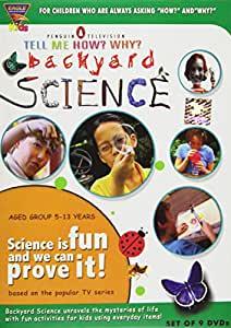 Tell Me How Why Backyard Science