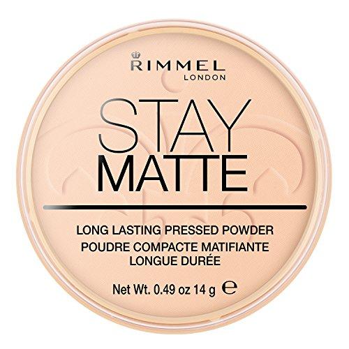 Rimmel Stay Matte Poudre Compacte 006 Beige Chaud