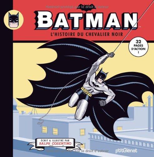 Batman : L'histoire du chevalier noir