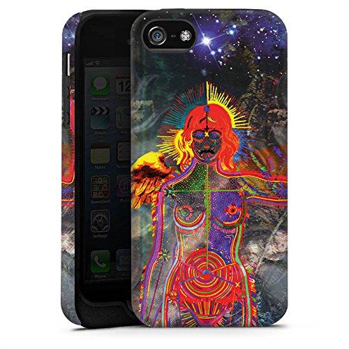 Apple iPhone 6 Housse Étui Silicone Coque Protection Galaxie Galaxie Univers Cas Tough terne